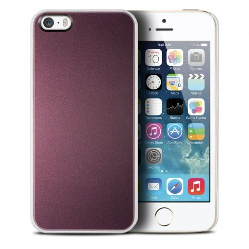Carcasa Qdos® Smoothies Racing Purpura por iPhone 5/5S