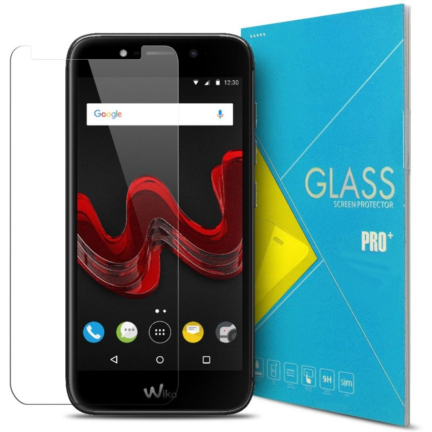 Protection d'écran Verre trempé Wiko Wim LITE - 9H Glass Pro+ HD 0.33mm 2.5D
