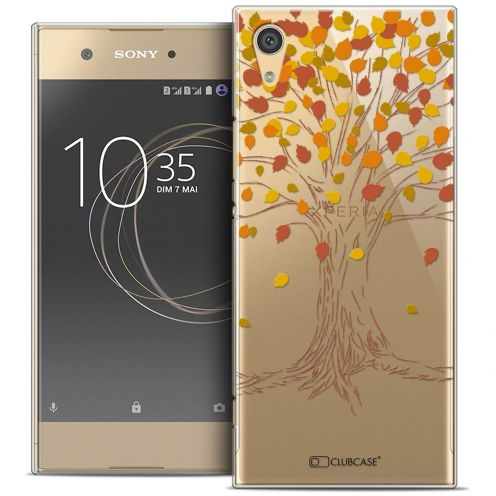 "Coque Crystal Rigide Sony Xperia XA1 (5"") Extra Fine Autumn 16 - Tree"