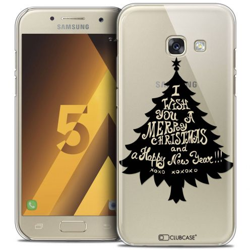Coque Crystal Samsung Galaxy A5 2017 (A520) Extra Fine Noël 2016 - XOXO Tree