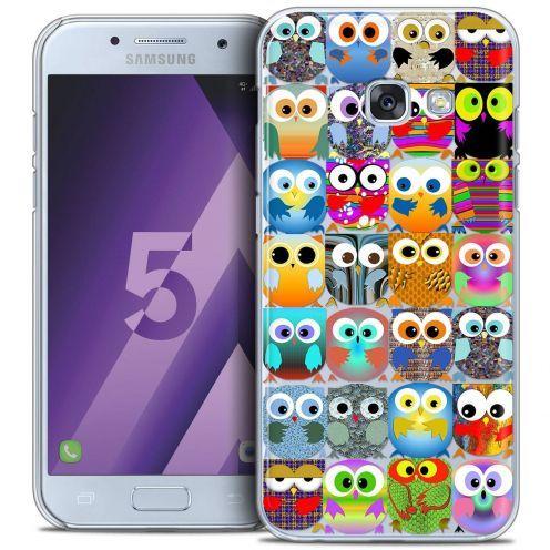 Coque Crystal Samsung Galaxy A5 2017 (A520) Extra Fine Claude - Hibous