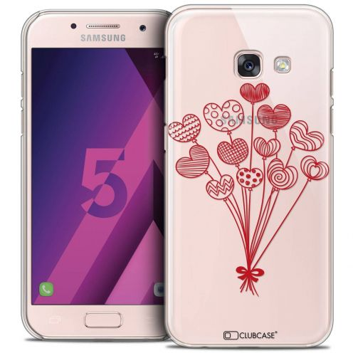 Coque Crystal Samsung Galaxy A5 2017 (A520) Extra Fine Love - Ballons d'amour