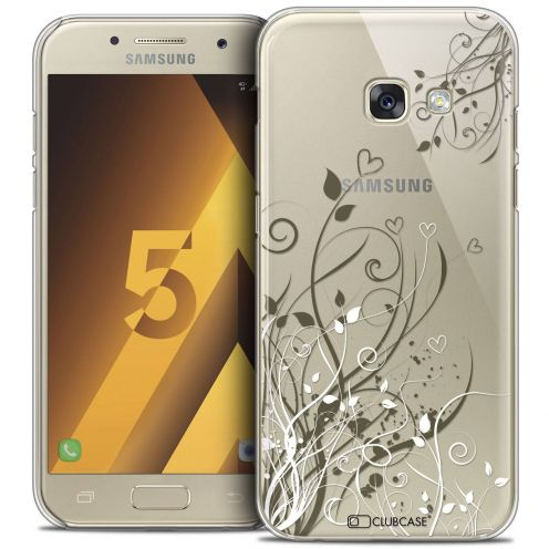 Coque Crystal Samsung Galaxy A5 2017 (A520) Extra Fine Love - Hearts Flowers