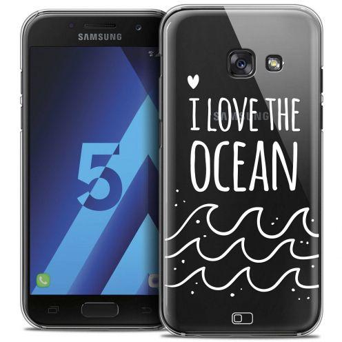 Coque Crystal Samsung Galaxy A5 2017 (A520) Extra Fine Summer - I Love Ocean