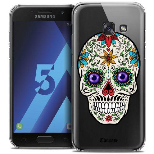 Coque Crystal Samsung Galaxy A5 2017 (A520) Extra Fine Skull - Maria's Flower