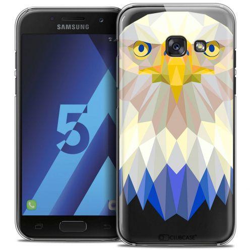 Coque Crystal Samsung Galaxy A5 2017 (A520) Extra Fine Polygon Animals - Aigle