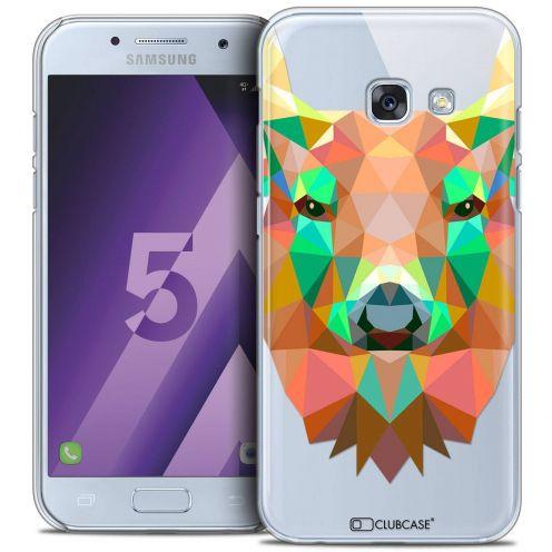 Coque Crystal Samsung Galaxy A5 2017 (A520) Extra Fine Polygon Animals - Cerf
