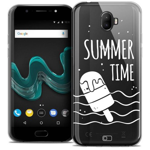 "Coque Crystal Gel Wiko Wim (5.5"") Extra Fine Summer - Summer Time"