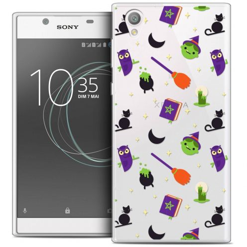 """Coque Crystal Gel Sony Xperia L1 (5.5"""") Extra Fine Halloween - Witch Potter"""