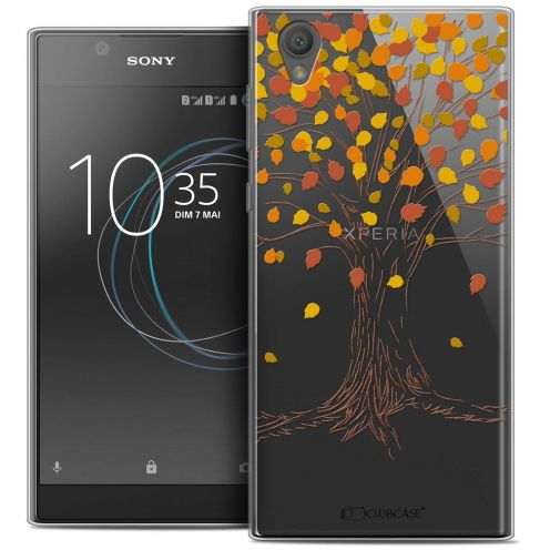 "Coque Crystal Gel Sony Xperia L1 (5.5"") Extra Fine Autumn 16 - Tree"