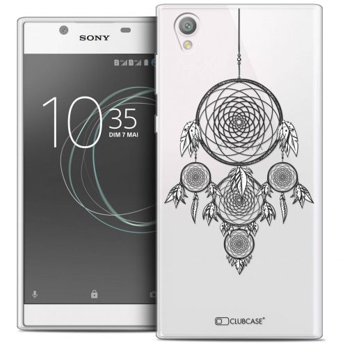 "Coque Crystal Gel Sony Xperia L1 (5.5"") Extra Fine Dreamy - Attrape Rêves NB"