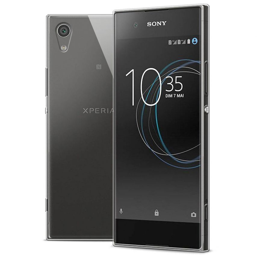 "Coque Sony Xperia XA1 Ultra (6"") Extra Fine Souple Crystal Clear"