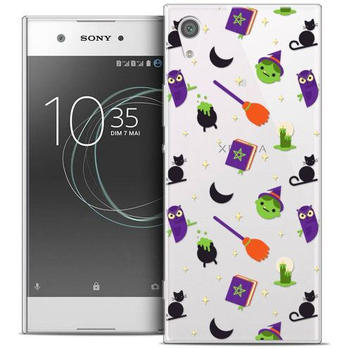 "Carcasa Crystal Gel Extra Fina Sony Xperia XA1 Ultra (6"") Halloween Witch Potter"