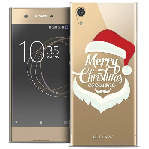"Carcasa Crystal Gel Extra Fina Sony Xperia XA1 Ultra (6"") Noël 2017 Merry Everyone"