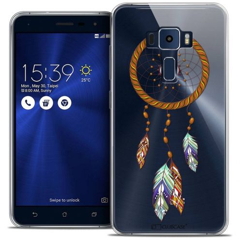 "Coque Crystal Gel Asus Zenfone 3 ZE520KL (5.2"") Extra Fine Dreamy - Attrape Rêves Shine"