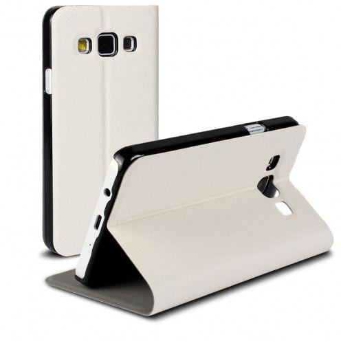 Funda FolioSlim & Stand Smart MagnetBlanca para Samsung Galaxy A3