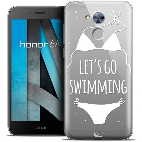 """Coque Crystal Gel Huawei Honor 6A (5"""") Extra Fine Summer - Let's Go Swim"""