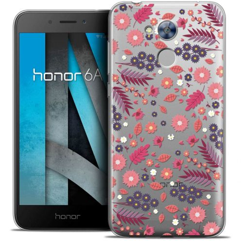 "Coque Crystal Gel Huawei Honor 6A (5"") Extra Fine Spring - Printemps"