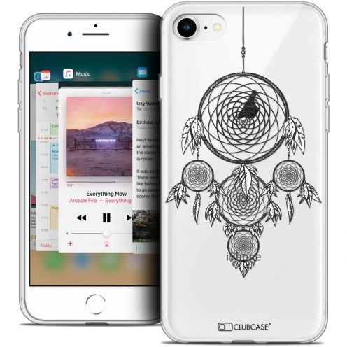"Carcasa Crystal Gel Extra Fina Apple iPhone 8 (4.7"") Dreamy Attrape Rêves NB"