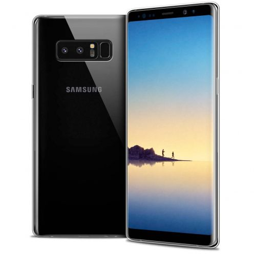 "Coque Samsung Galaxy Note 8 (6.3"") Extra Fine Souple Crystal Clear"
