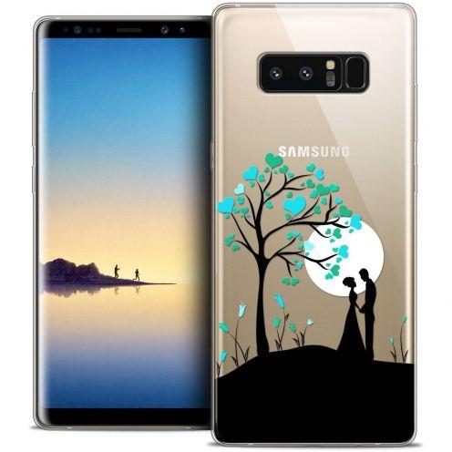 "Carcasa Crystal Gel Extra Fina Samsung Galaxy Note 8 (6.3"") Love Sous l'arbre"