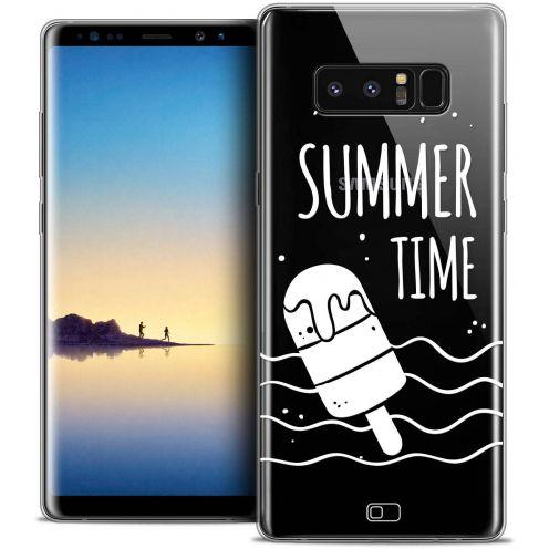 "Carcasa Crystal Gel Extra Fina Samsung Galaxy Note 8 (6.3"") Summer Summer Time"