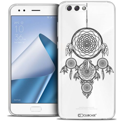 "Coque Crystal Gel Asus Zenfone 4 ZE554KL (5.5"") Extra Fine Dreamy - Attrape Rêves NB"
