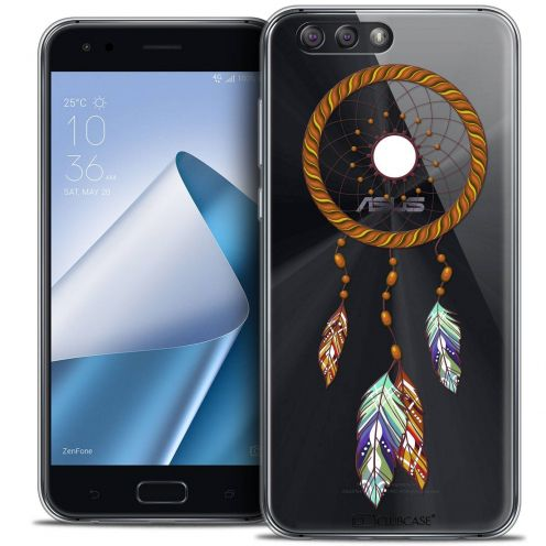"Coque Crystal Gel Asus Zenfone 4 ZE554KL (5.5"") Extra Fine Dreamy - Attrape Rêves Shine"