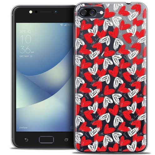 """Coque Crystal Gel Asus Zenfone 4 MAX ZC520KL (5.2"""") Extra Fine Love - With Love"""