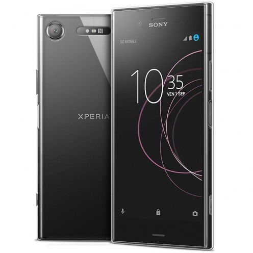 "Coque Sony Xperia XZ1 (5.2"") Extra Fine Souple Crystal Clear"