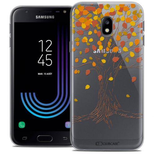 "Coque Crystal Gel Samsung Galaxy J3 2017 J320 (5"") Extra Fine Autumn 16 - Tree"