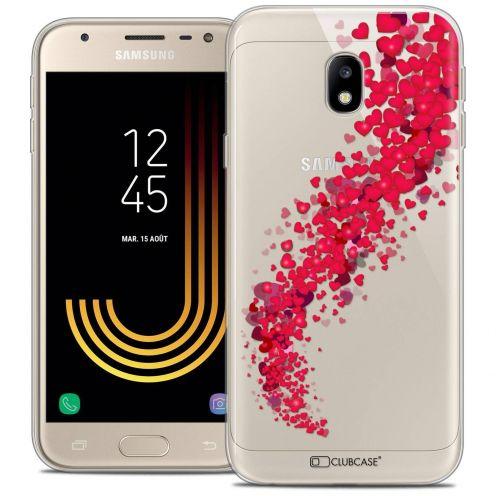 "Coque Crystal Gel Samsung Galaxy J3 2017 J320 (5"") Extra Fine Love - Tornado"