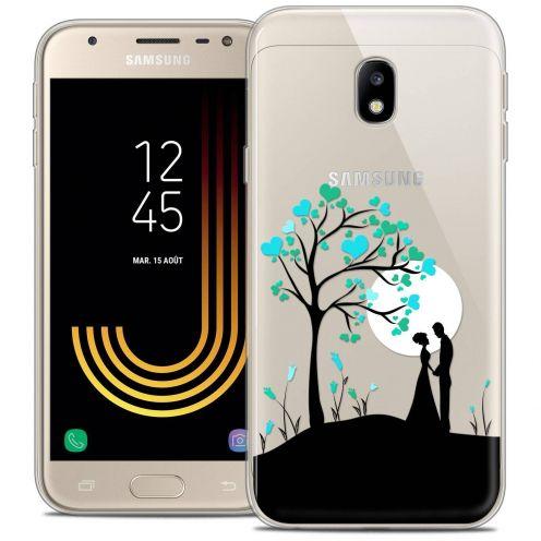 "Coque Crystal Gel Samsung Galaxy J3 2017 J320 (5"") Extra Fine Love - Sous l'arbre"