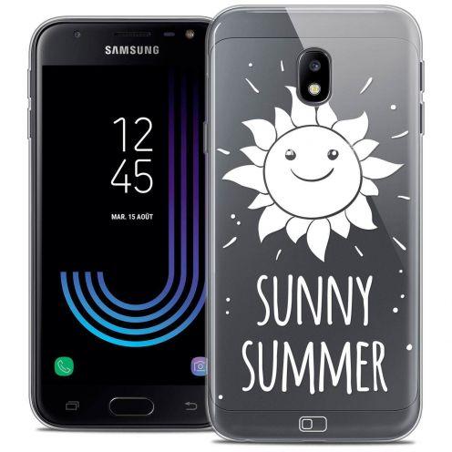 "Coque Crystal Gel Samsung Galaxy J3 2017 J320 (5"") Extra Fine Summer - Sunny Summer"