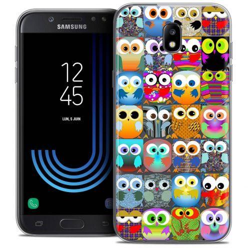 "Coque Crystal Gel Samsung Galaxy J5 2017 J530 (5.2"") Extra Fine Claude - Hibous"