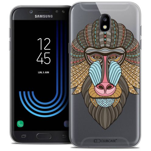 "Coque Crystal Gel Samsung Galaxy J5 2017 J530 (5.2"") Extra Fine Summer - Babouin"