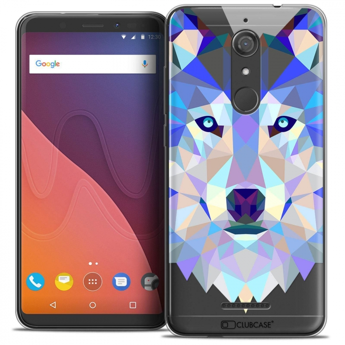 ac1d5db961a Carcasa Crystal Gel Extra Fina Wiko View (5.7
