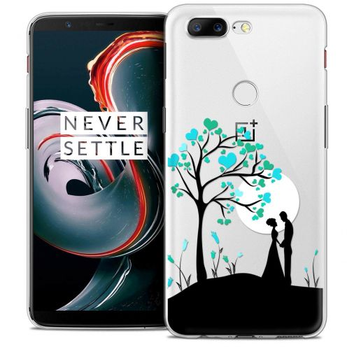 """Coque Crystal Gel OnePlus 5T (6"""") Extra Fine Love - Sous l'arbre"""