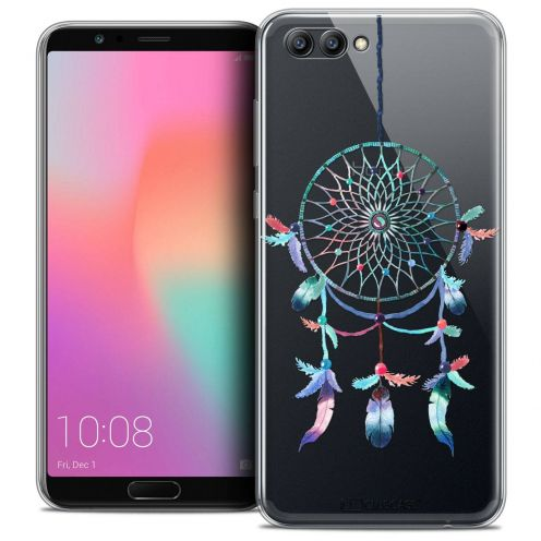"Coque Crystal Gel Honor View 10 / V10 (6"") Extra Fine Dreamy - Attrape Rêves Rainbow"