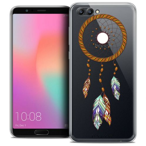 "Coque Crystal Gel Honor View 10 / V10 (6"") Extra Fine Dreamy - Attrape Rêves Shine"