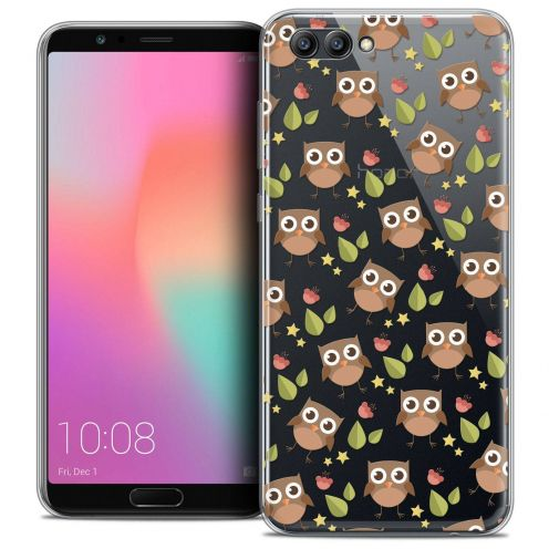 "Coque Crystal Gel Honor View 10 / V10 (6"") Extra Fine Summer - Hibou"