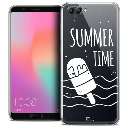 "Coque Crystal Gel Honor View 10 / V10 (6"") Extra Fine Summer - Summer Time"