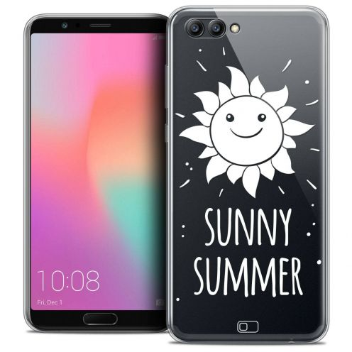 "Coque Crystal Gel Honor View 10 / V10 (6"") Extra Fine Summer - Sunny Summer"