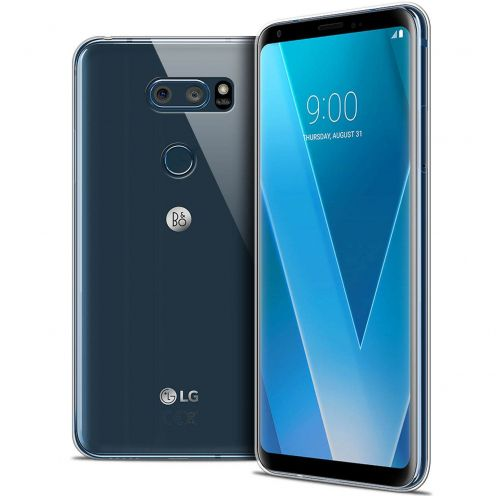 """Coque LG V30 (6"""") Extra Fine Souple Crystal Clear"""