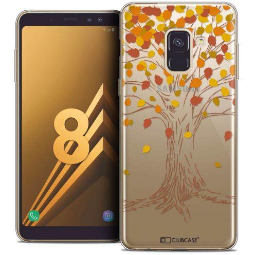 """Coque Crystal Gel Samsung Galaxy A8 (2018) A530 (5.6"""") Extra Fine Autumn 16 - Tree"""