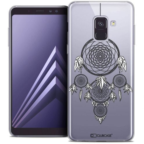 "Coque Crystal Gel Samsung Galaxy A8+ (2018) A730 (6.0"") Extra Fine Dreamy - Attrape Rêves NB"