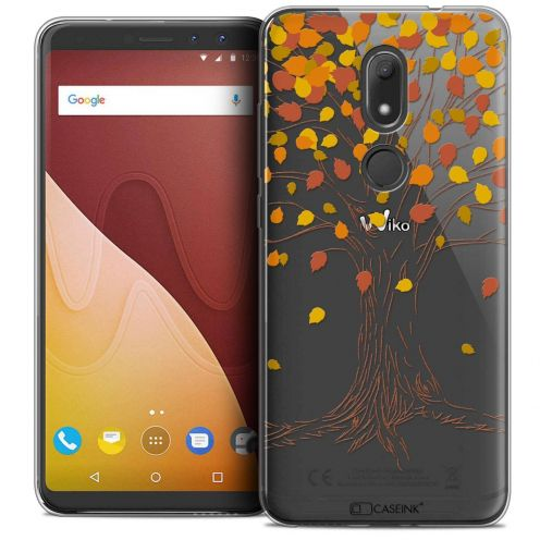 """Coque Crystal Gel Wiko View PRIME (5.7"""") Extra Fine Autumn 16 - Tree"""