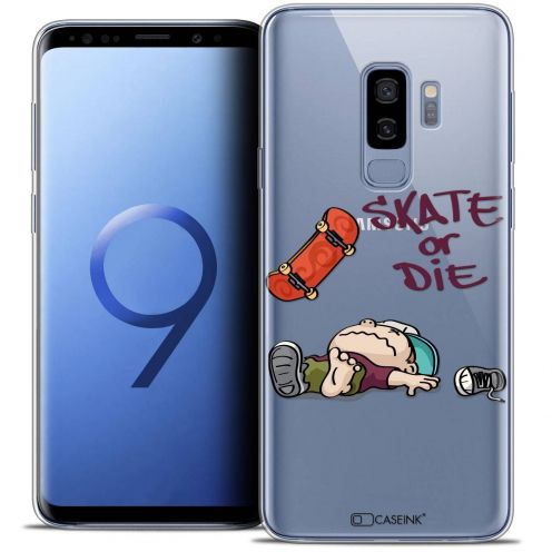 "Carcasa Crystal Gel Extra Fina Samsung Galaxy S9+ (6.2"") BD 2K16 Skate Or Die"