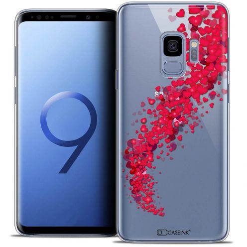 """Coque Crystal Gel Samsung Galaxy S9 (5.8"""") Extra Fine Love - Tornado"""