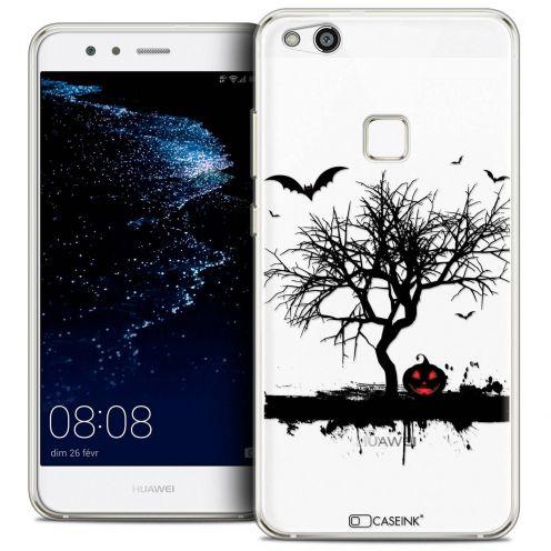 "Carcasa Crystal Gel Extra Fina Huawei P10 LITE (5.2"") Halloween Devil's Tree"